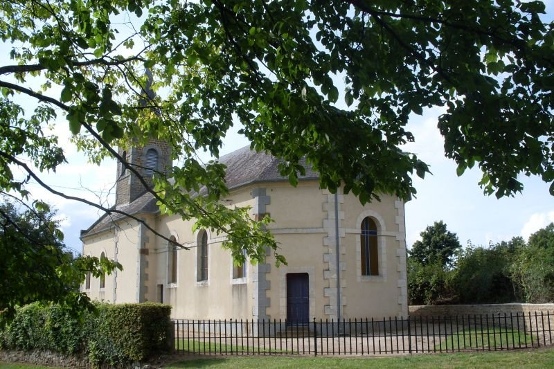 médavy église notre dame du repos